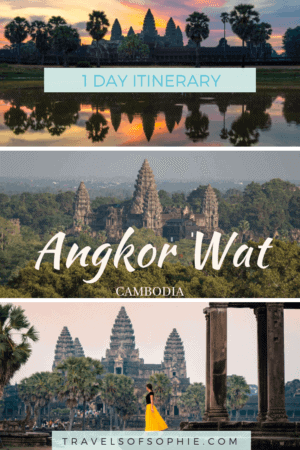Angkor Wat 1-Day Itinerary - Travels of Sophie