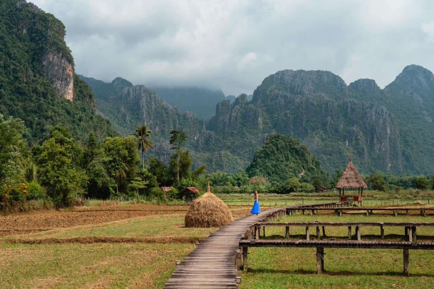Vang Vieng Photos; 5 most Instagrammable spots