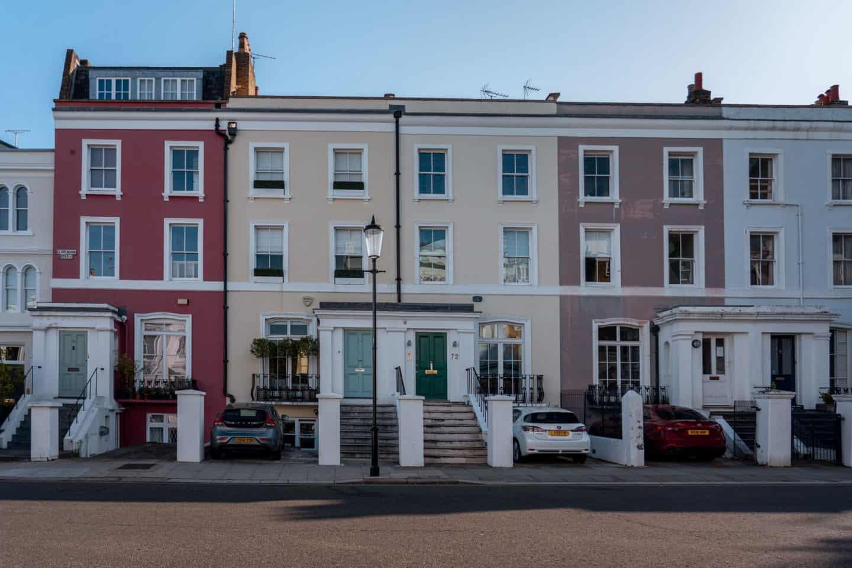 Clarendon Road Notting Hill London