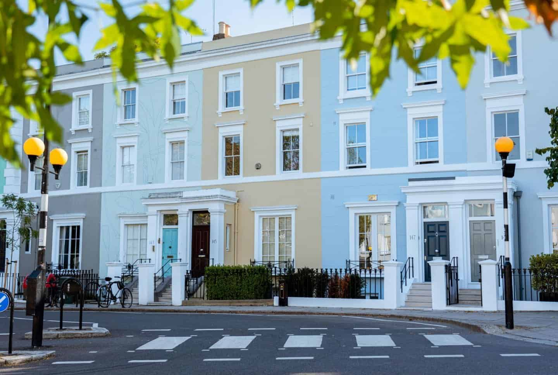 Elgin Crescent Notting Hill London