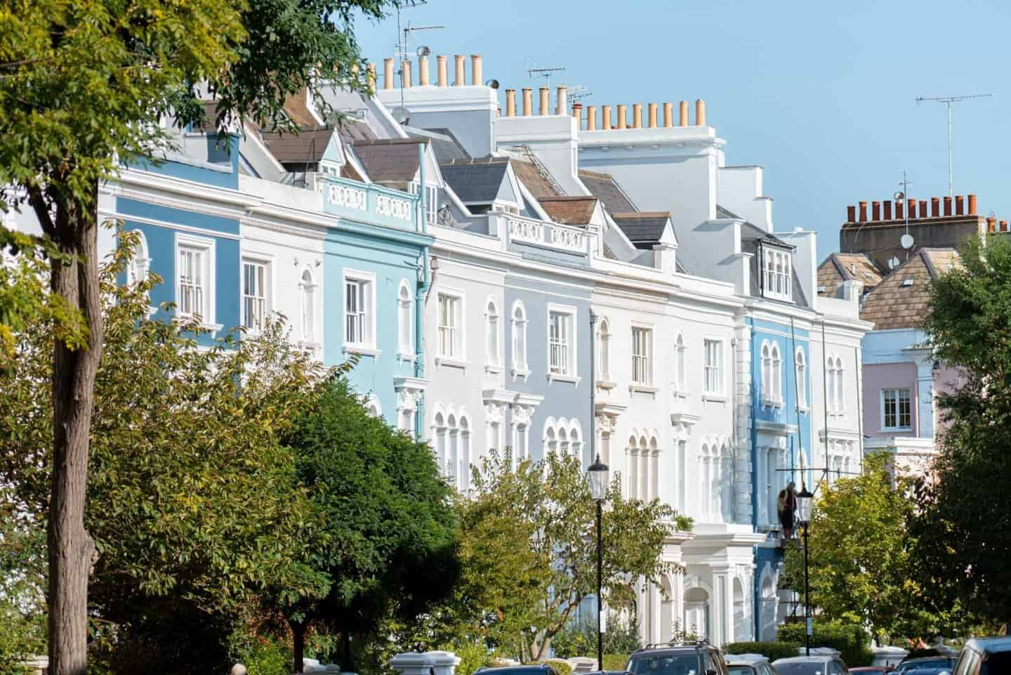Elgin Crescent Notting Hill London