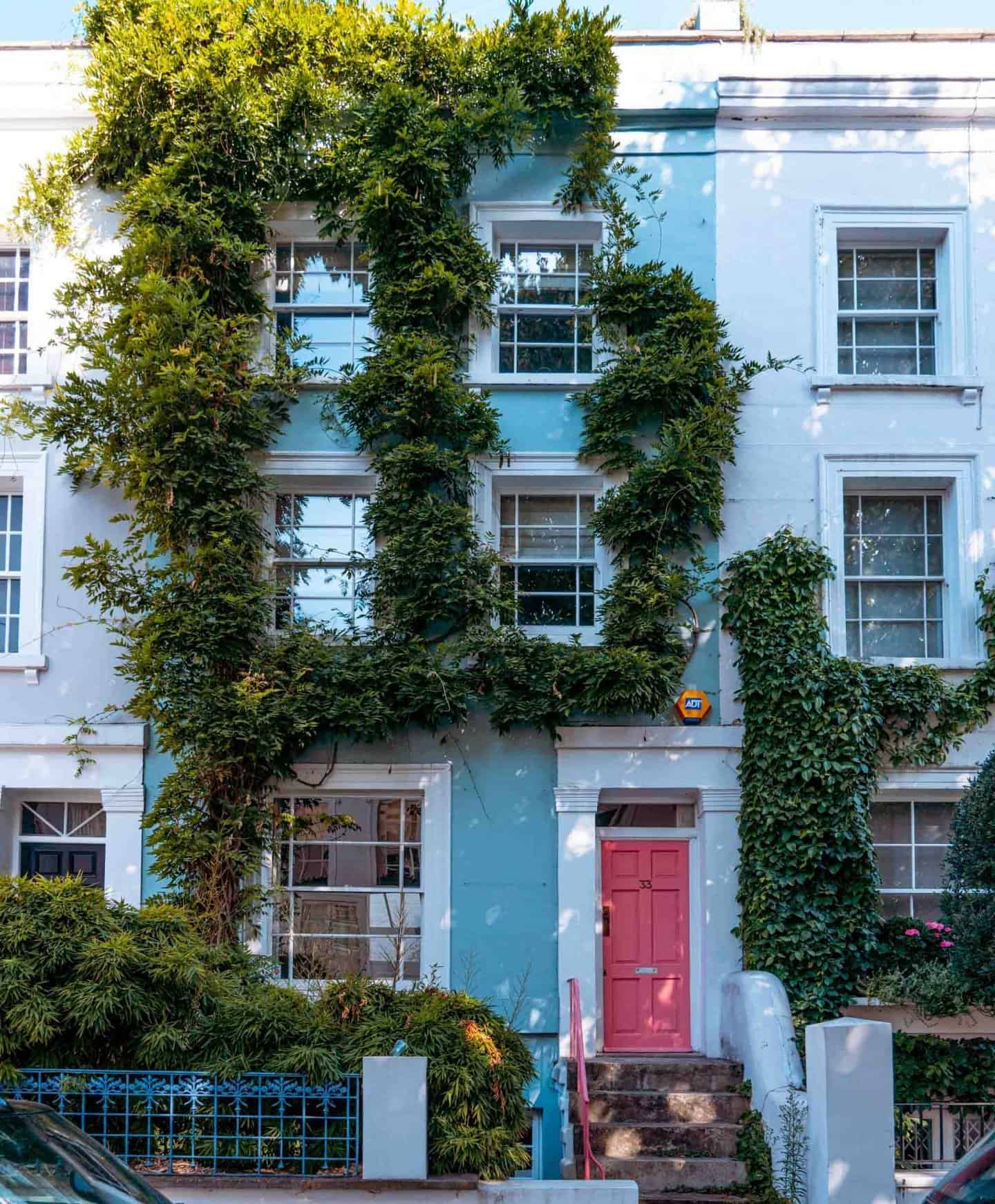 33 Lonsdale Road Notting Hill London