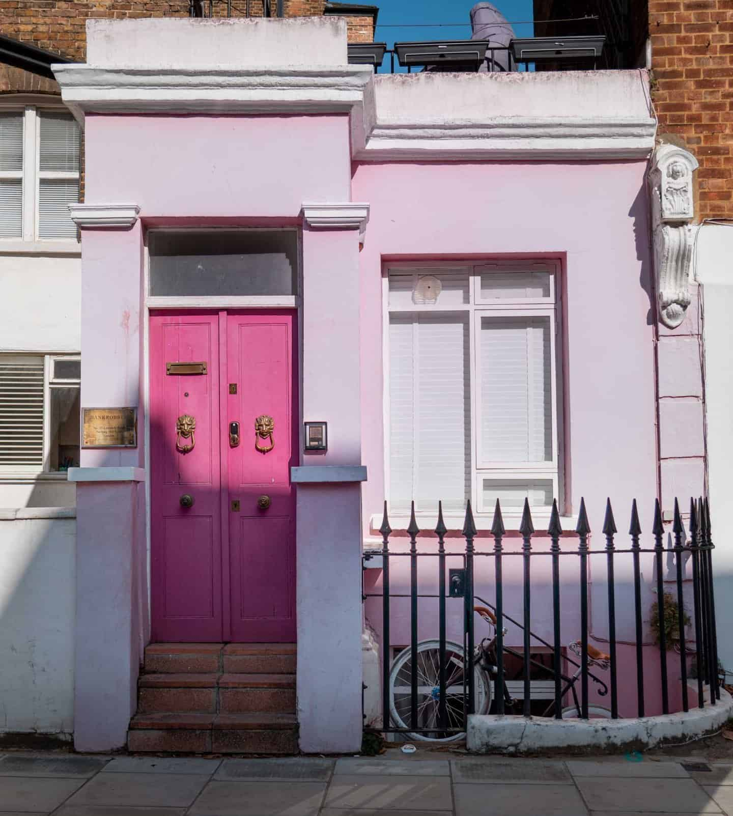 55 Lonsdale Road Notting Hill London