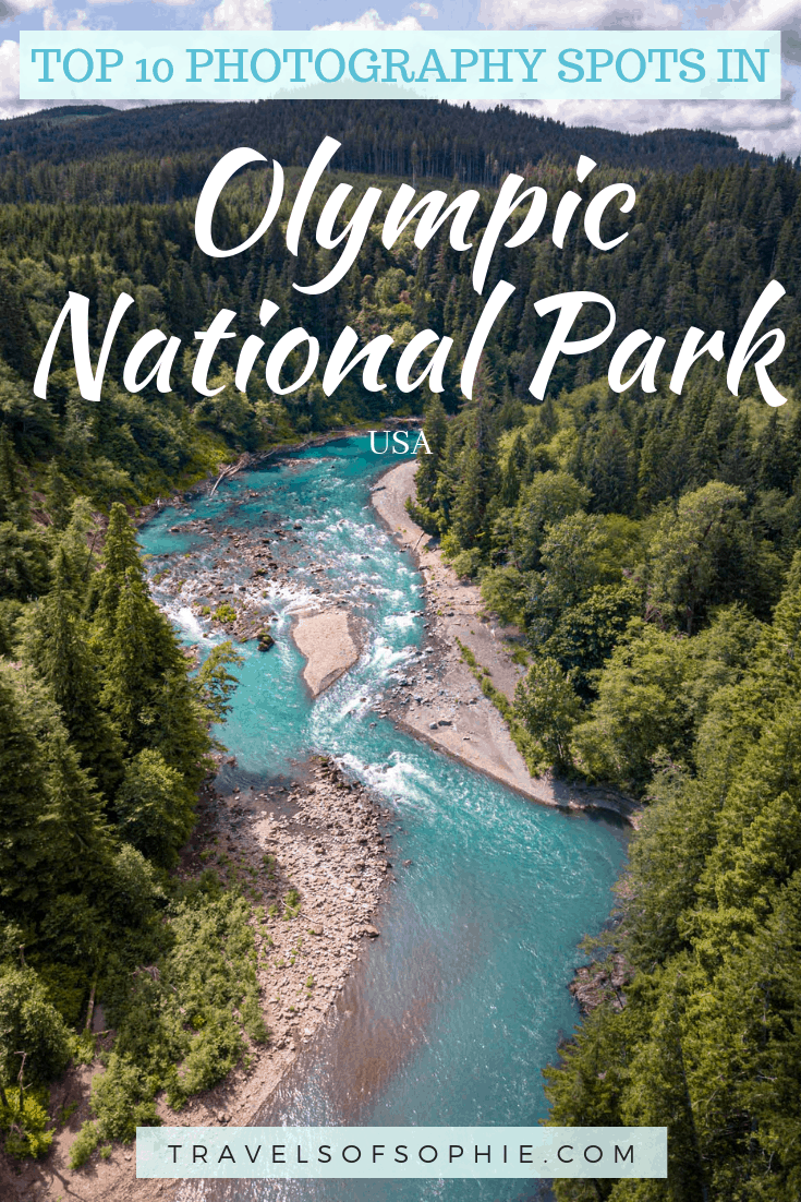 Olympic National Park Photography Guide:  Top 10 Photography Spots in Olympic National Park