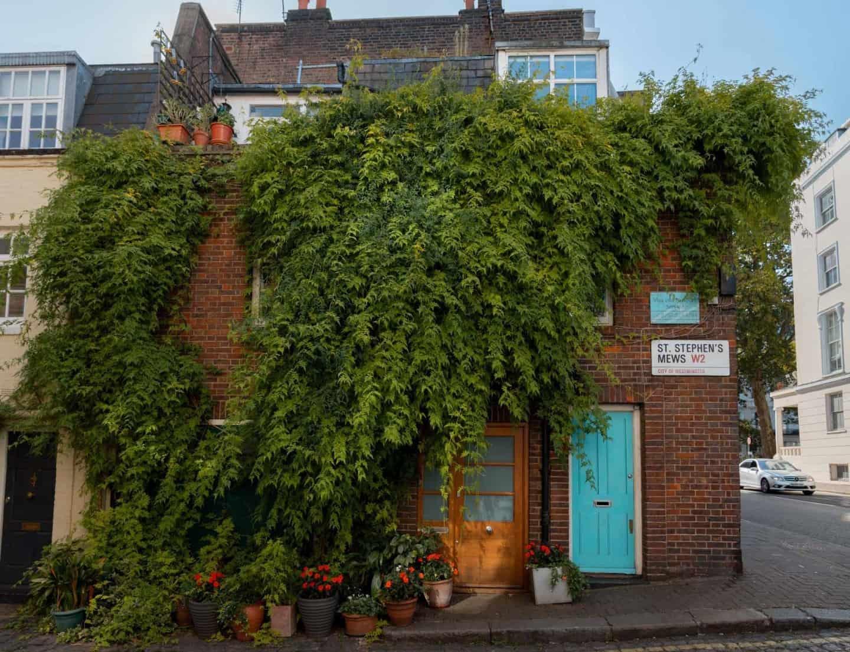 St Stephens Mews Notting Hill London