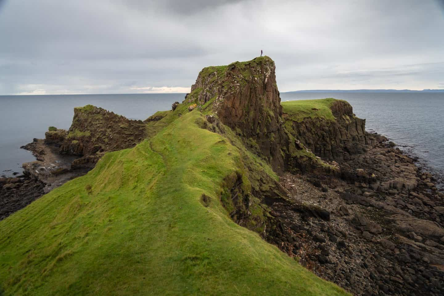 Brothers Point is a skippable stop if time is short during your 10 days in Scotland.