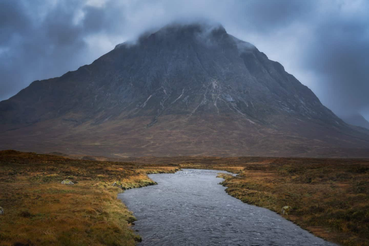 The prettiest drive during 10 days in Scotland was on the road to Glencoe.