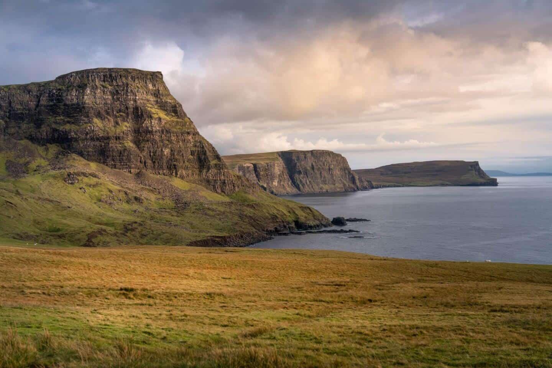 Another amazing view of the Isle of Skye coastline.