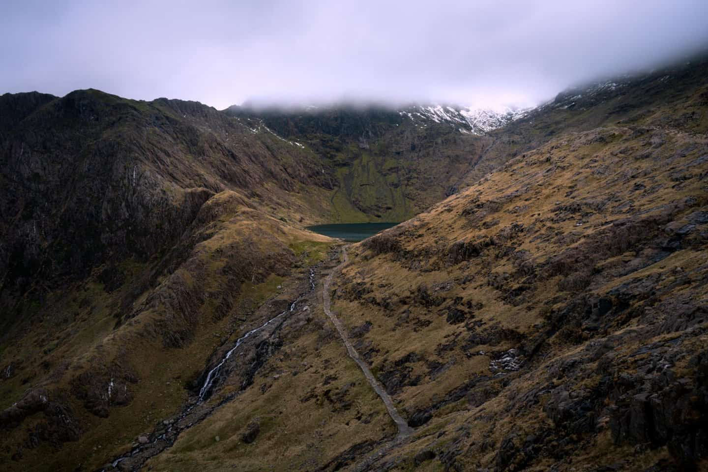 Snowdon Peak is one of the premier destinations for Snowdonia photography.