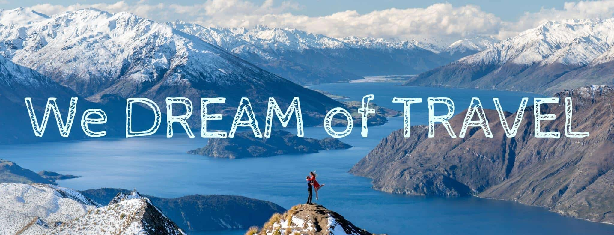 We Dream of Travel Blog