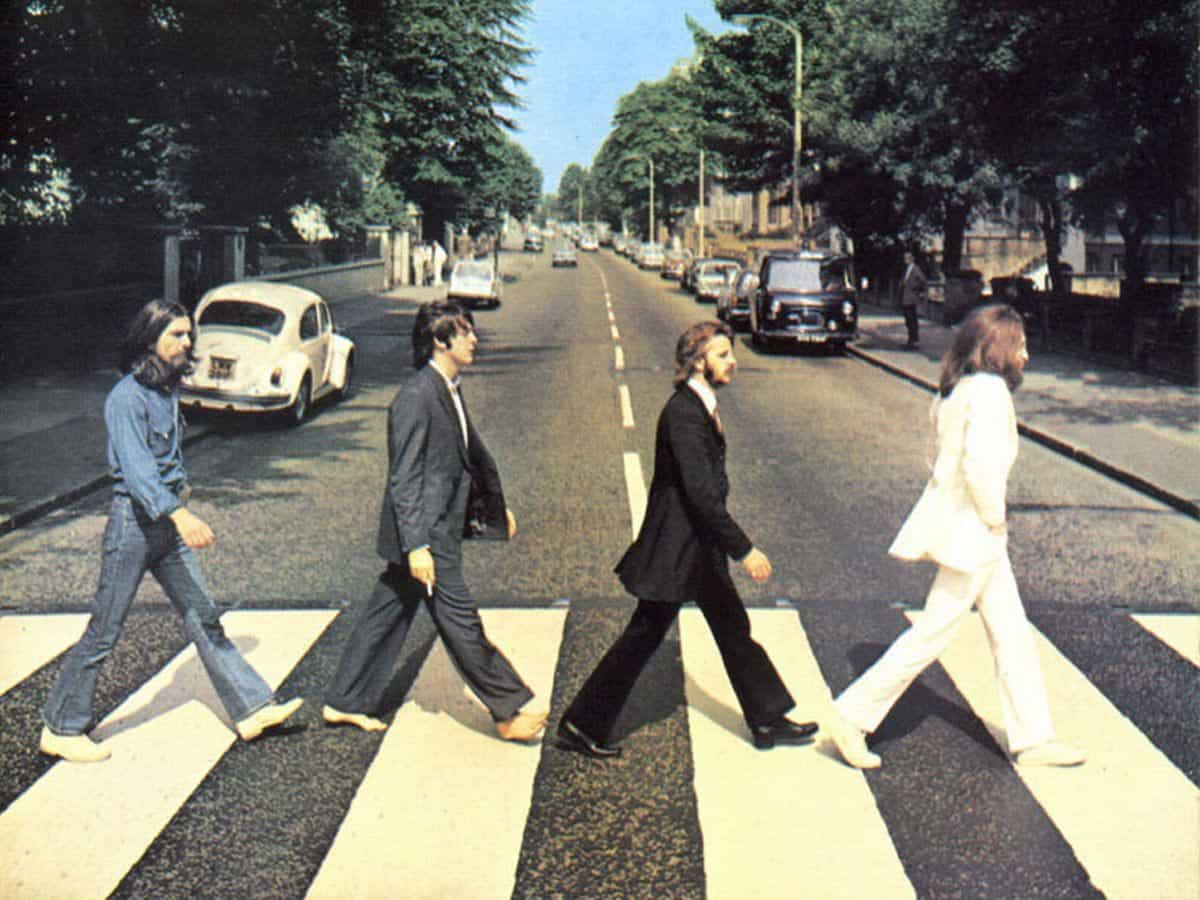 A visit to Abbey Road is a london bucket list item for every Beatles fans