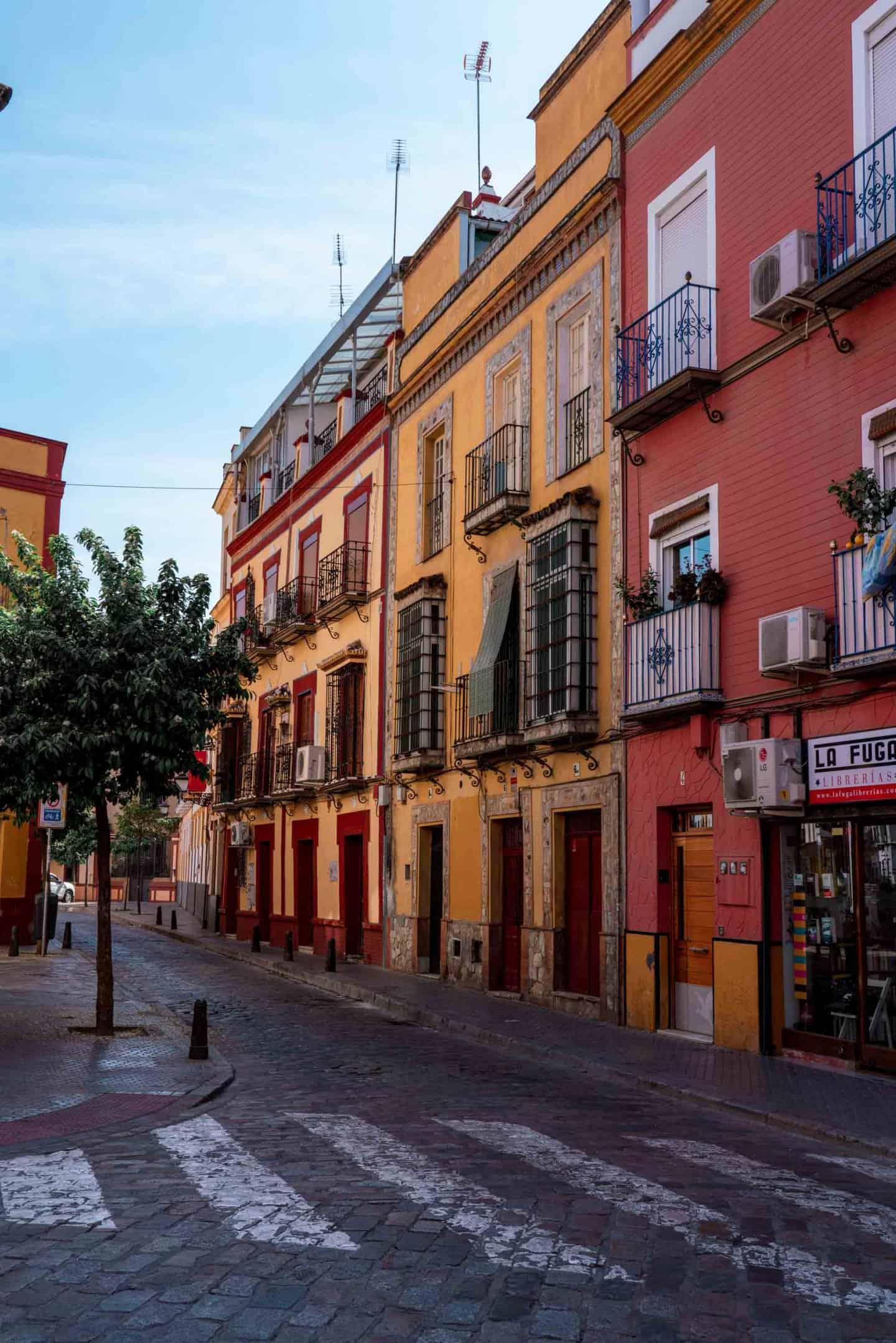 Calle Conde de Torrejón Seville Spain