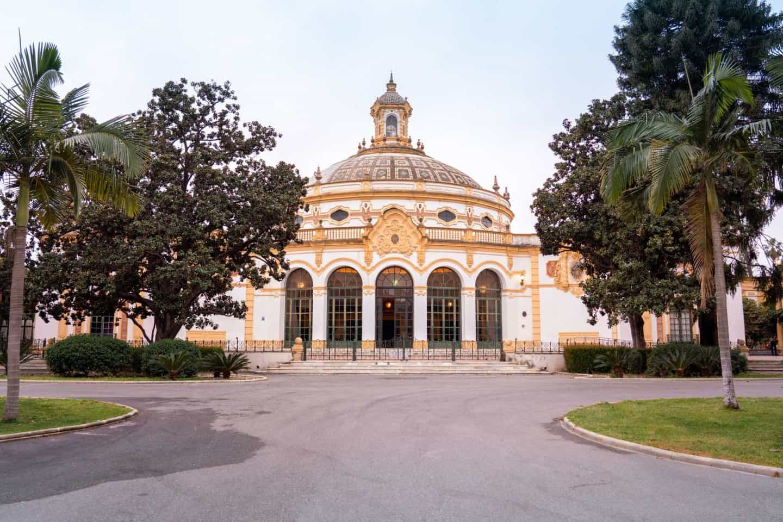 Teatro Lope de Vega in Seville, Spain