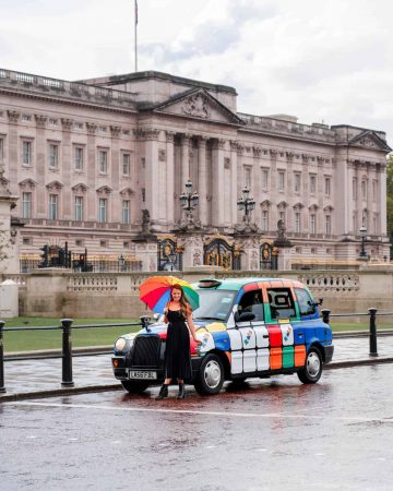 You cannot become a true Londoner until you have hailed a black cab