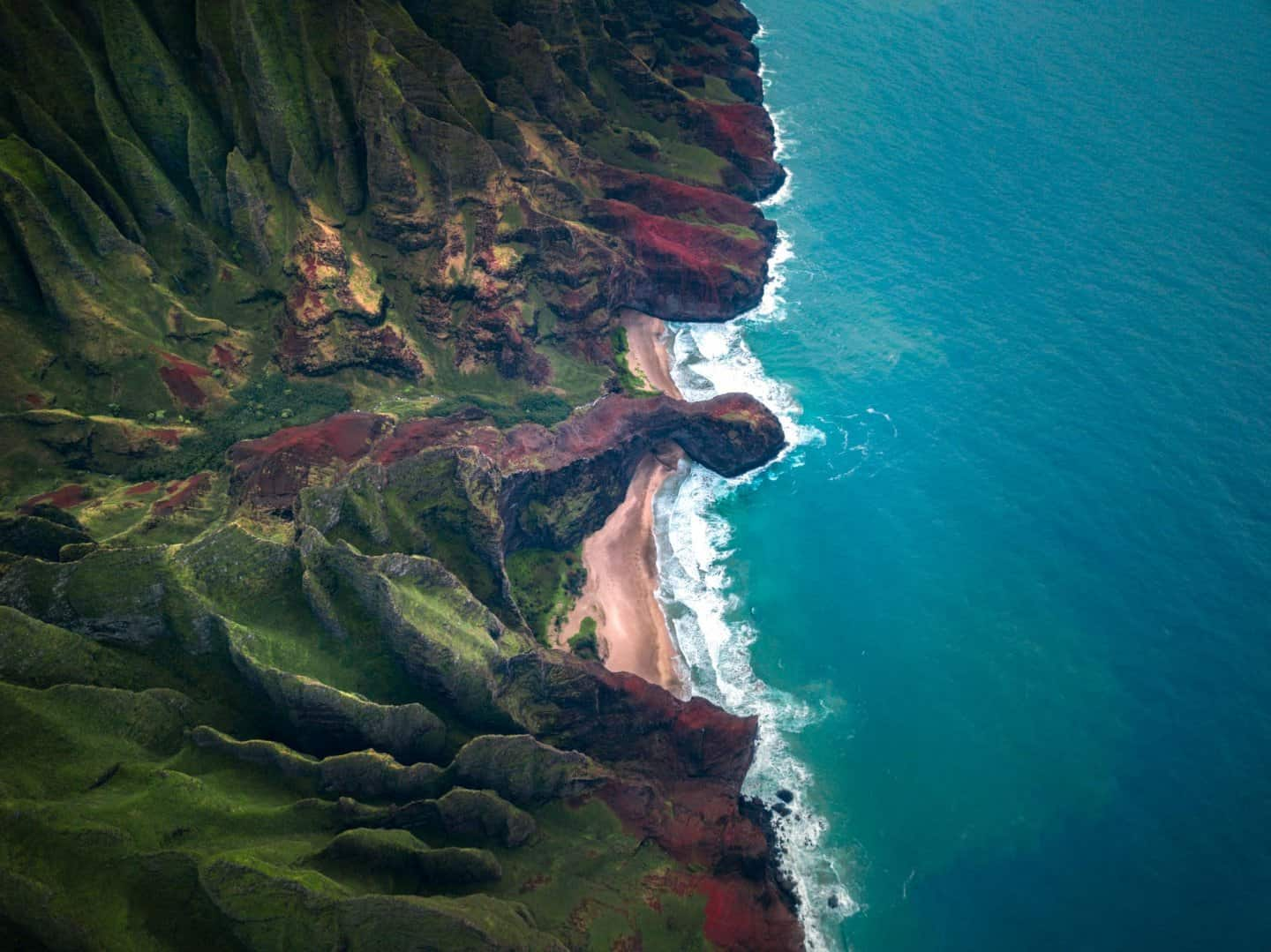 By land, sea, or sky, the opportunities for incredible Kauai landscape photography are endless.