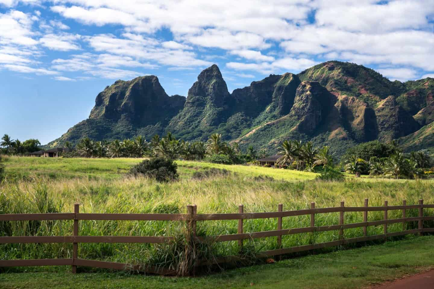 Some of the best Kauai photography locations are out in the middle of nowhere.