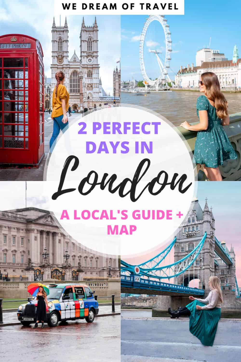 Wondering how to spend 2 days in London?  This local's guide will help you discover what to see and things to do in London to ensure you have the best trip possible.  Plus interactive map and local tips.
