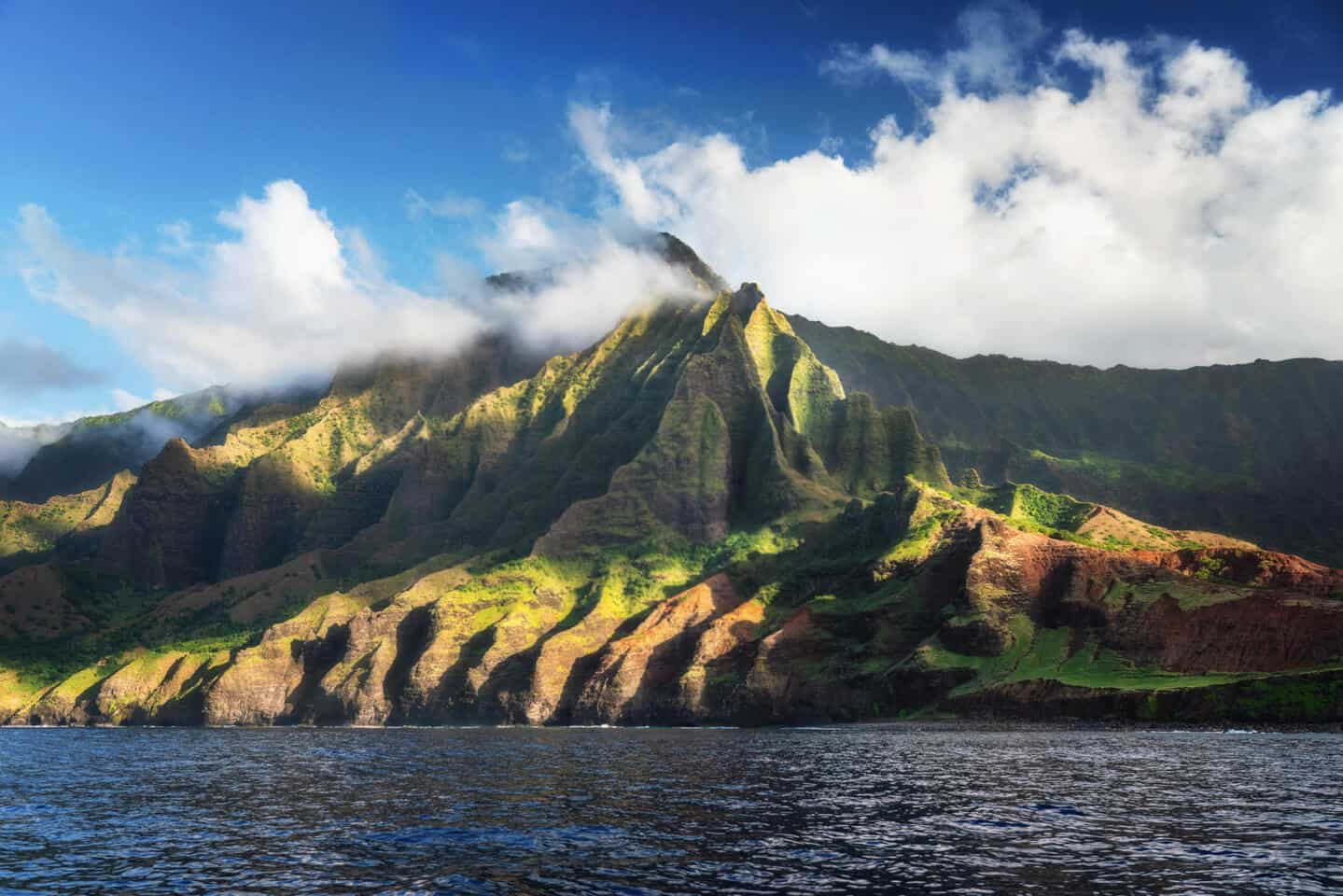 The Na Pali Coast tour will be the highlight of your entire 7 day itinerary for Kauai.