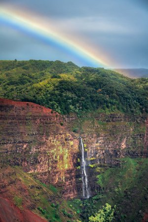 Waimea Canyon State Park is widely considered the best Kauai photography location.