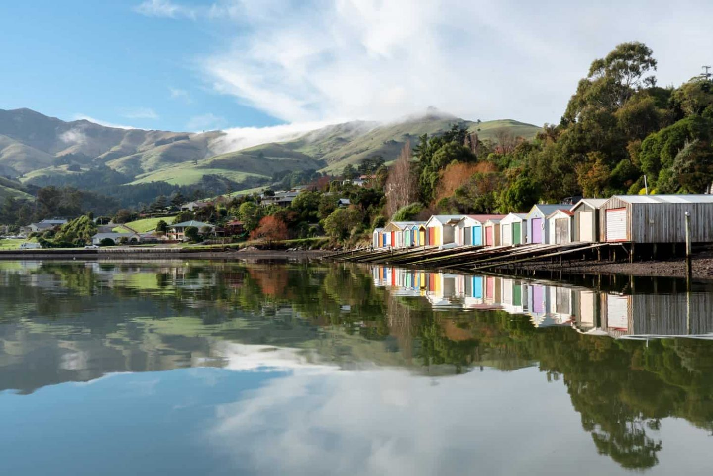 We suggest leaving Akaroa off of your 7 day South Island itinerary unless you have time to visit before your flight out of Christchurch.