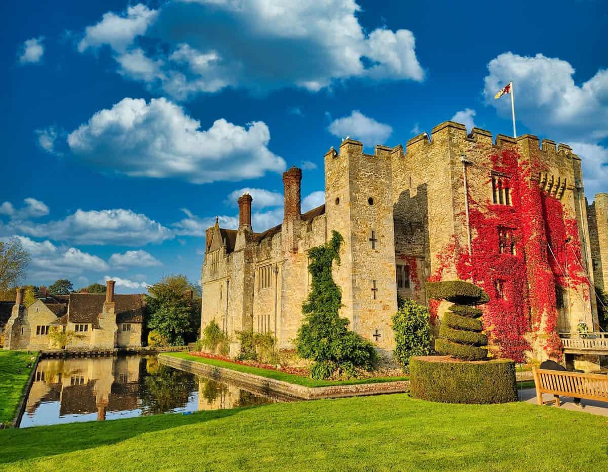 Hever Castle near London