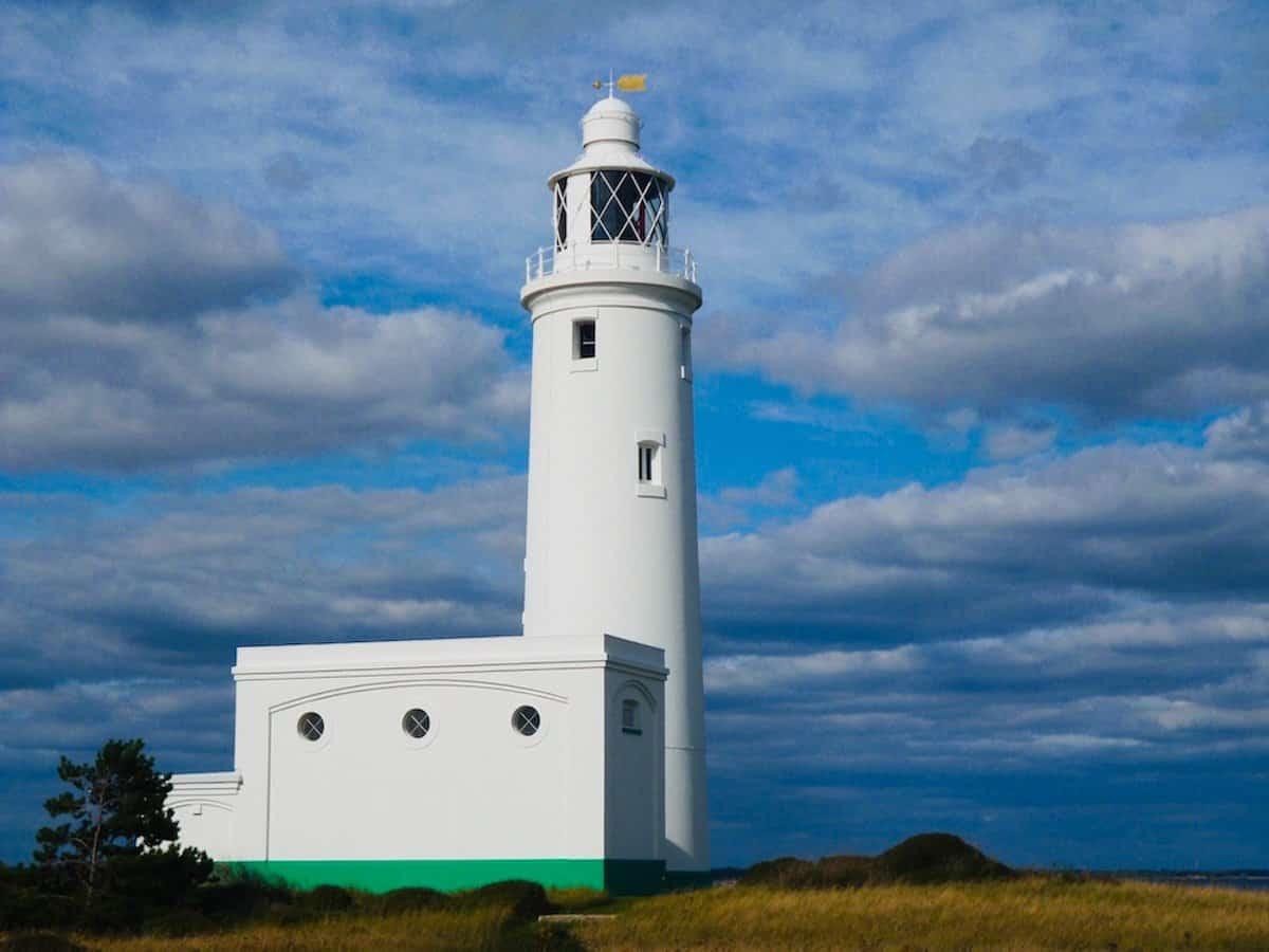 Hurst Point Lighthouse