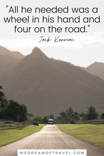 Whether you're looking to inspire your next road trip or look back on a previous epic road trip, these quotes about road trips are for you!
