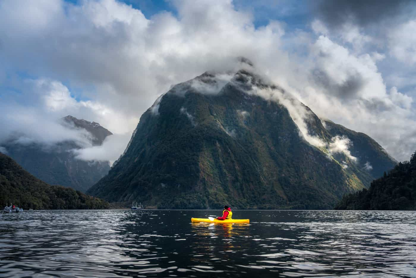 We truly believe the Doubtful Sound overnight cruise is a must-see for those with the time and budget.