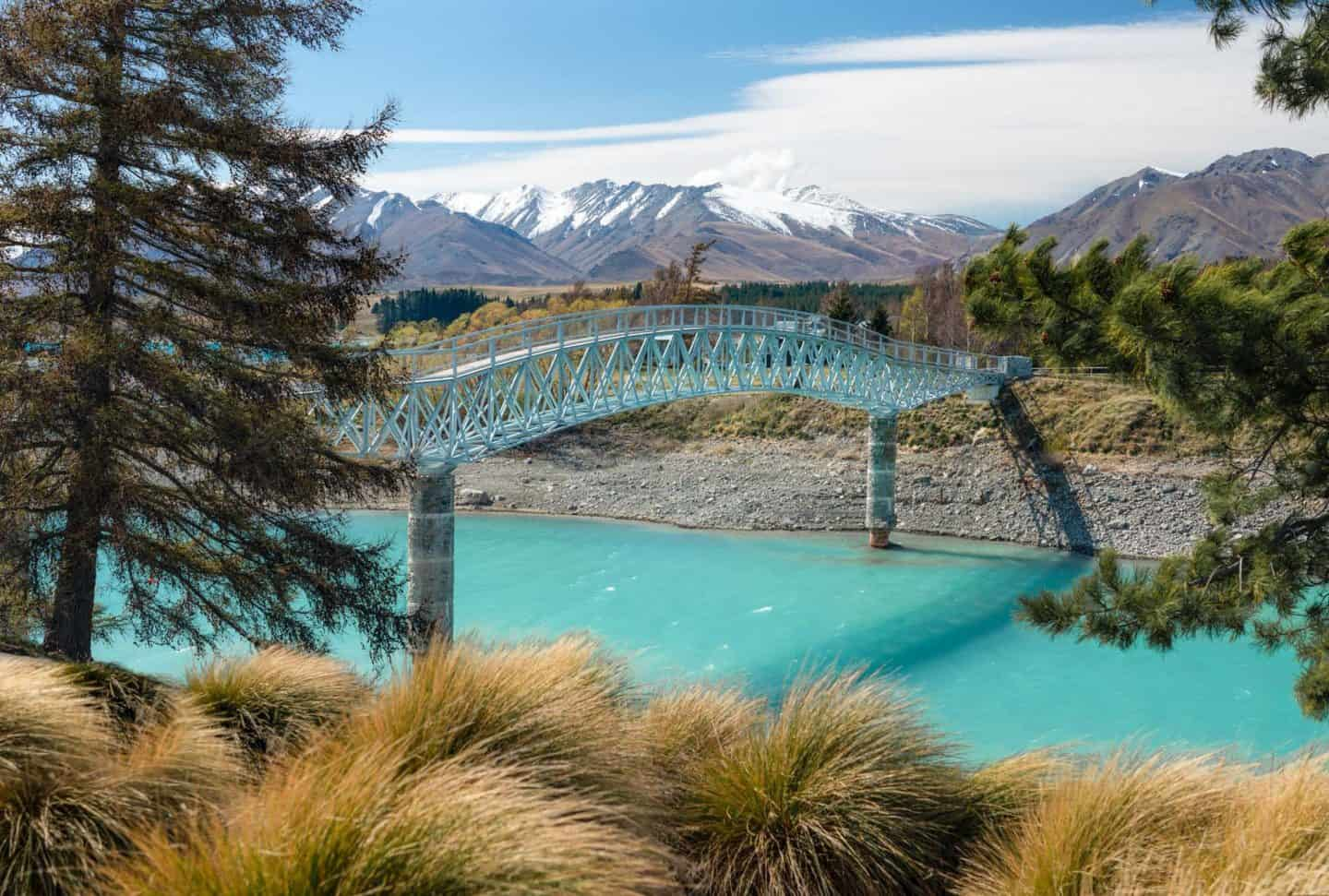 Begin your week in New Zealand by going straight to Lake Tekapo!