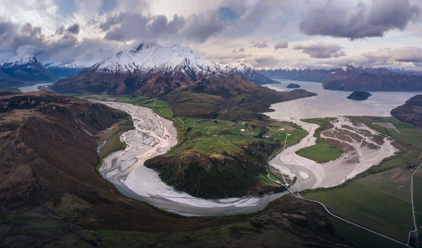 The Matukituki River Viewpoint is a New Zealand hidden gem that isn't even on the map!