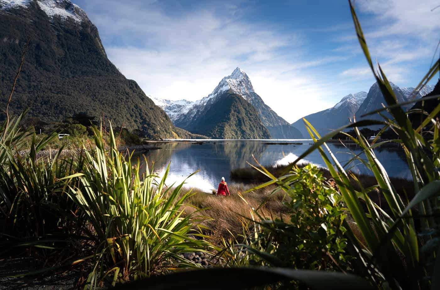 Including Milford Sound is a difficult decision when crafting the perfect 7 day New Zealand South Island itinerary.