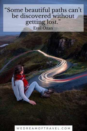 120+ best road trip quotes to inspire you to hit the road for an epic adventure. Funny and inspirational road trips quotes that will also make for perfect Instagram or Facebook captions.