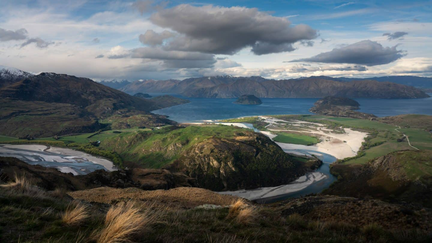 The views from the Rocky Peak Track are arguably the best near Wanaka.