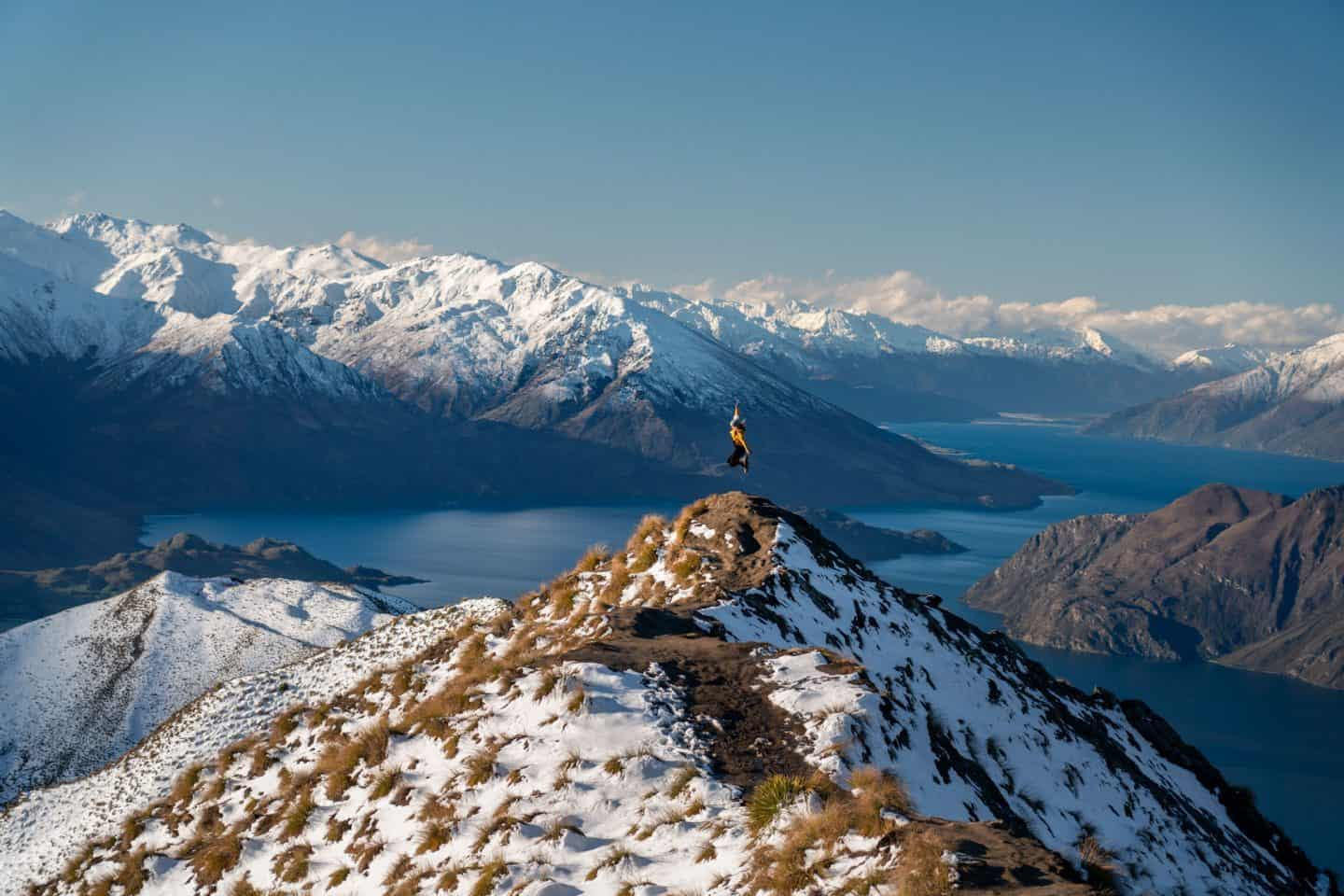 If you have more than 7 days in NZ, definitely make time for the Roys Peak Hike.