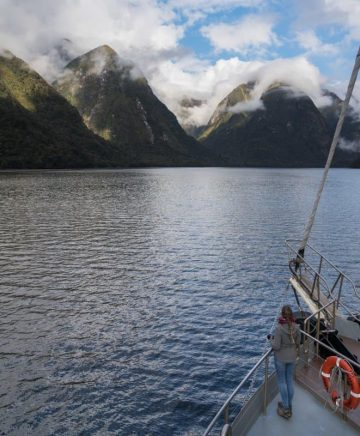 We recommend only visiting the Doubtful Sound if you have at least 3 weeks.