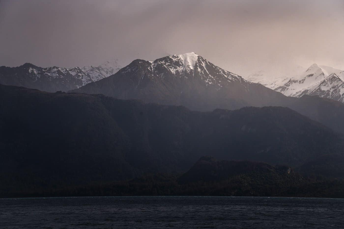 The mountain-scapes between Queenstown and Milford Sound are something to behold.