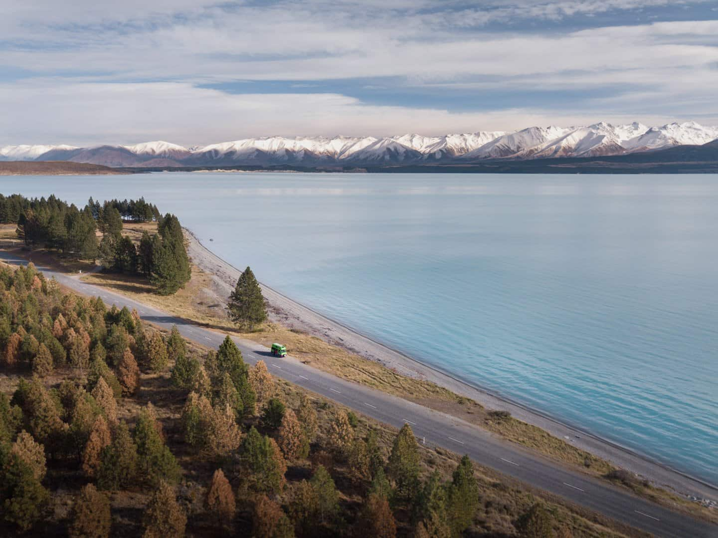 Petrol will be your biggest road trip expense in New Zealand.