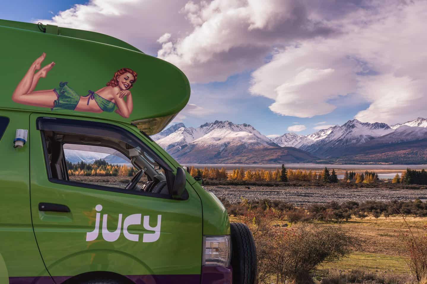 Choosing the right time to travel New Zealand by Campervan will make all the difference.