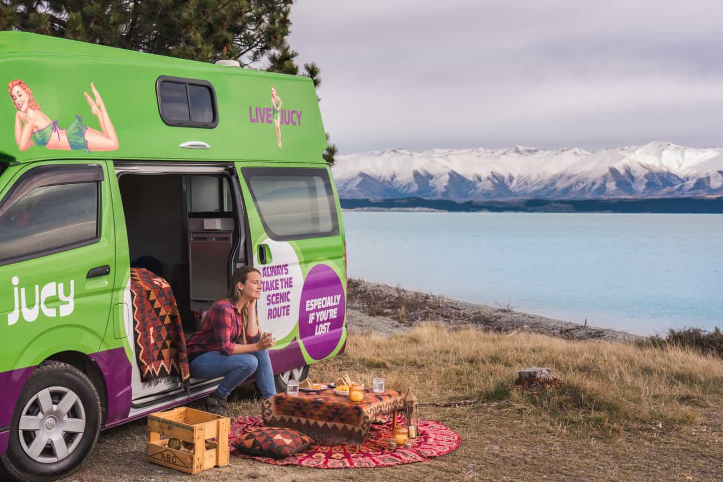You will have to carefully consider comfort, budget, and mobility to choose the right vehicle for campervanning New Zealand.