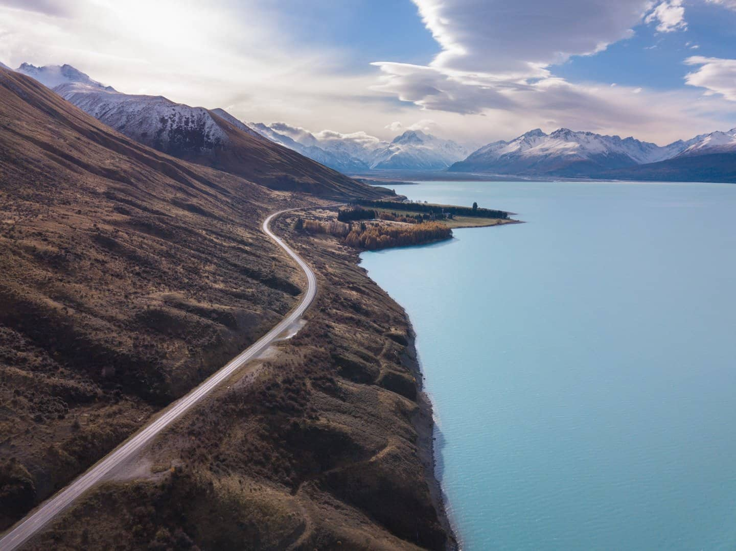 Having a vehicle that provides transport and accommodation is what makes campervanning New Zealand the best option.
