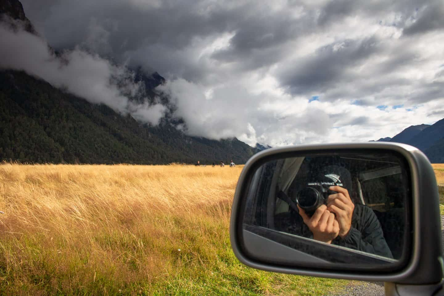 You'll never put the camera down on a road trip through New Zealand by campervan!