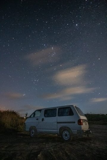 Buying a used vehicle may be the best option for travelers expecting to spend more than 6 traveling New Zealand by campervan.