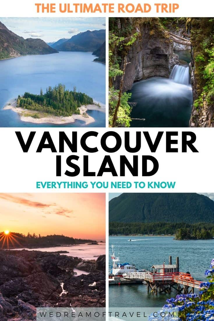 Vancouver Island Road Trip Itinerary. A complete guide to help you plan your ultimate road trip to Vancouver Island, British Colombia. Complete with maps and all the best places to photograph on one of Canada's best drives.