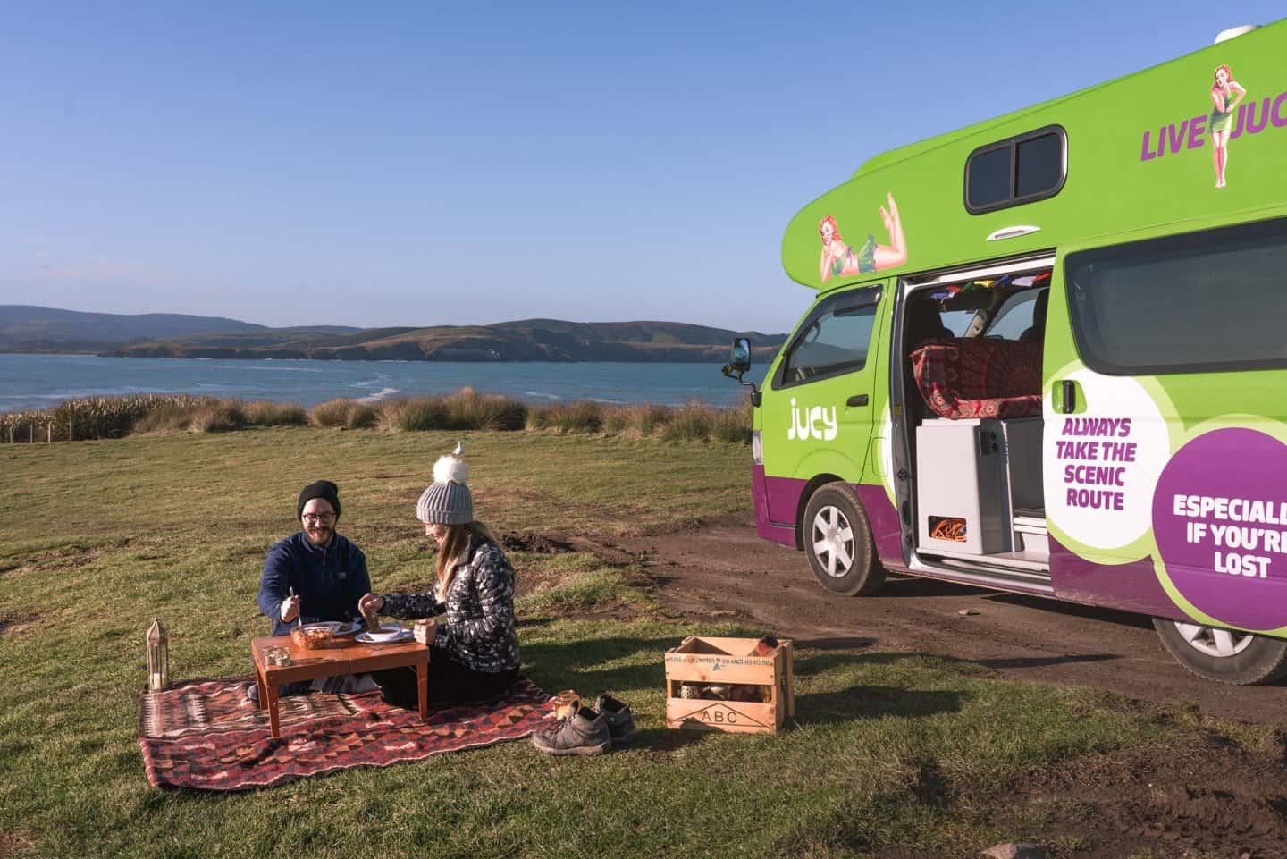 Campervanning New Zealand is the cheapest and most liberating way to explore the country, but it is still expensive!