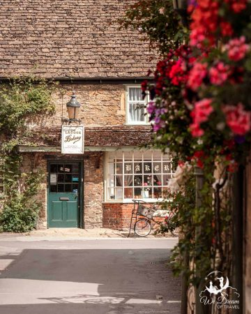 Traditional Bakery in Lacock Village