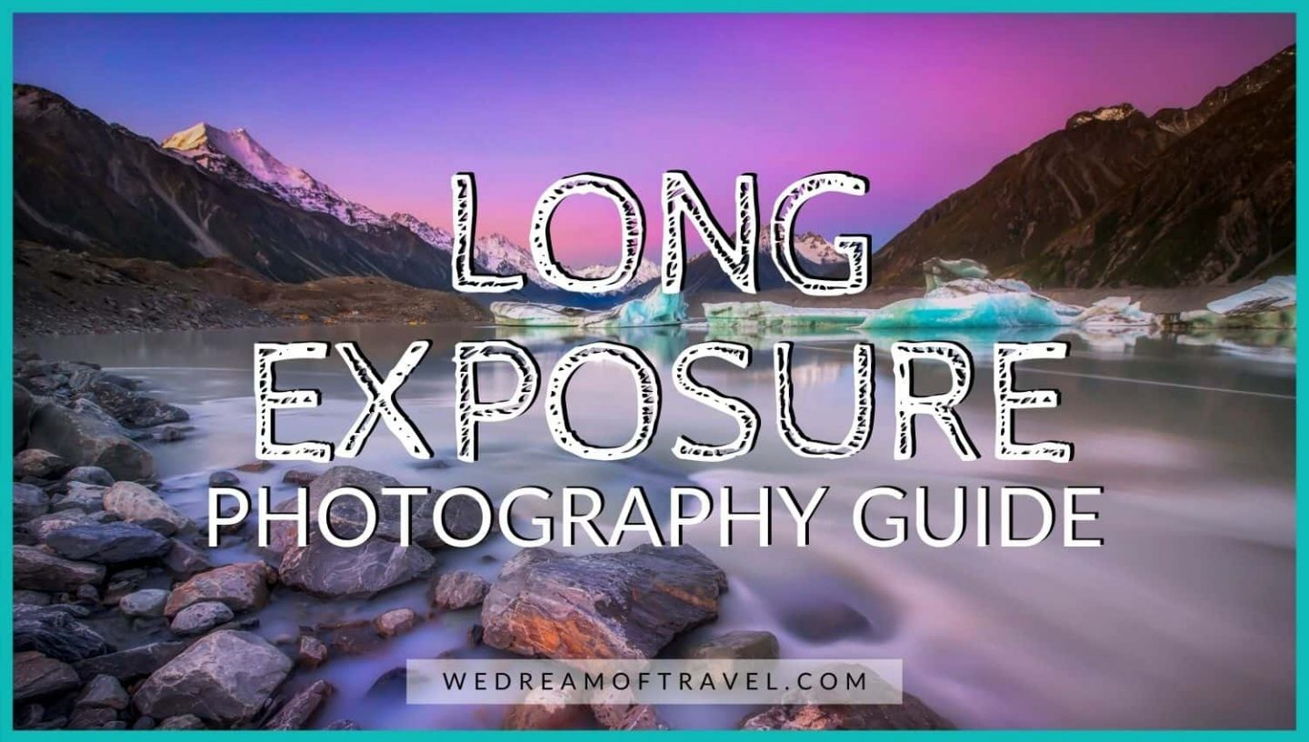 The ultimate Long Exposure photography guide breaks down shutter speeds for beginners.