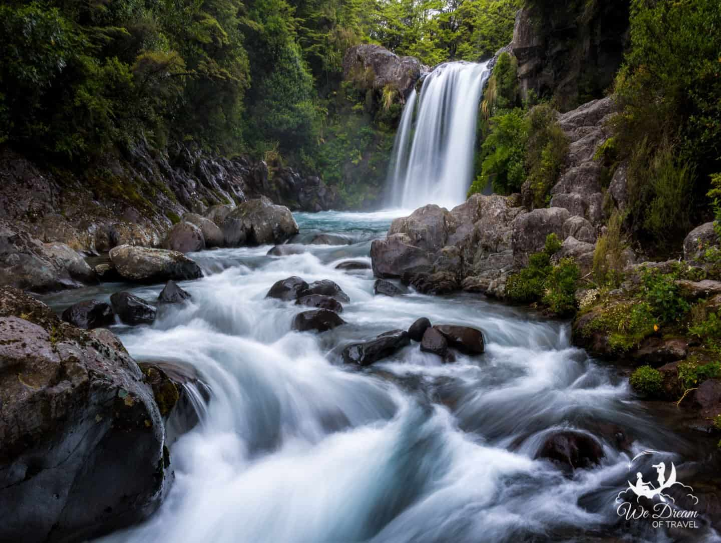 Long Exposure waterfall photography for beginners