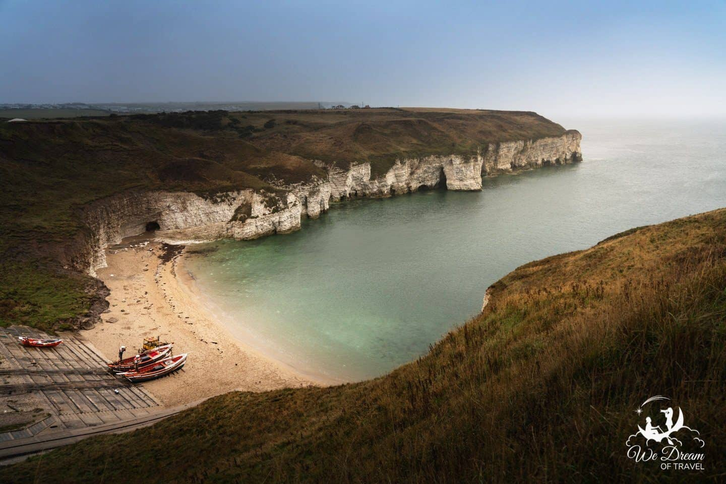 North Landing Flamborough Photography Golden Hour
