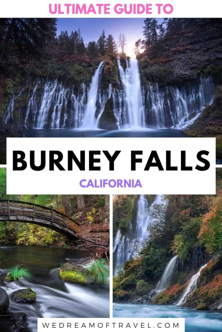This travel guide covers everything you need to know about photographing, hiking, and camping at McArthur Burney Falls State Park in Northern California. Burney Falls CA   Burney Falls California   McArthur Burney Falls Memorial State Park   California Photography