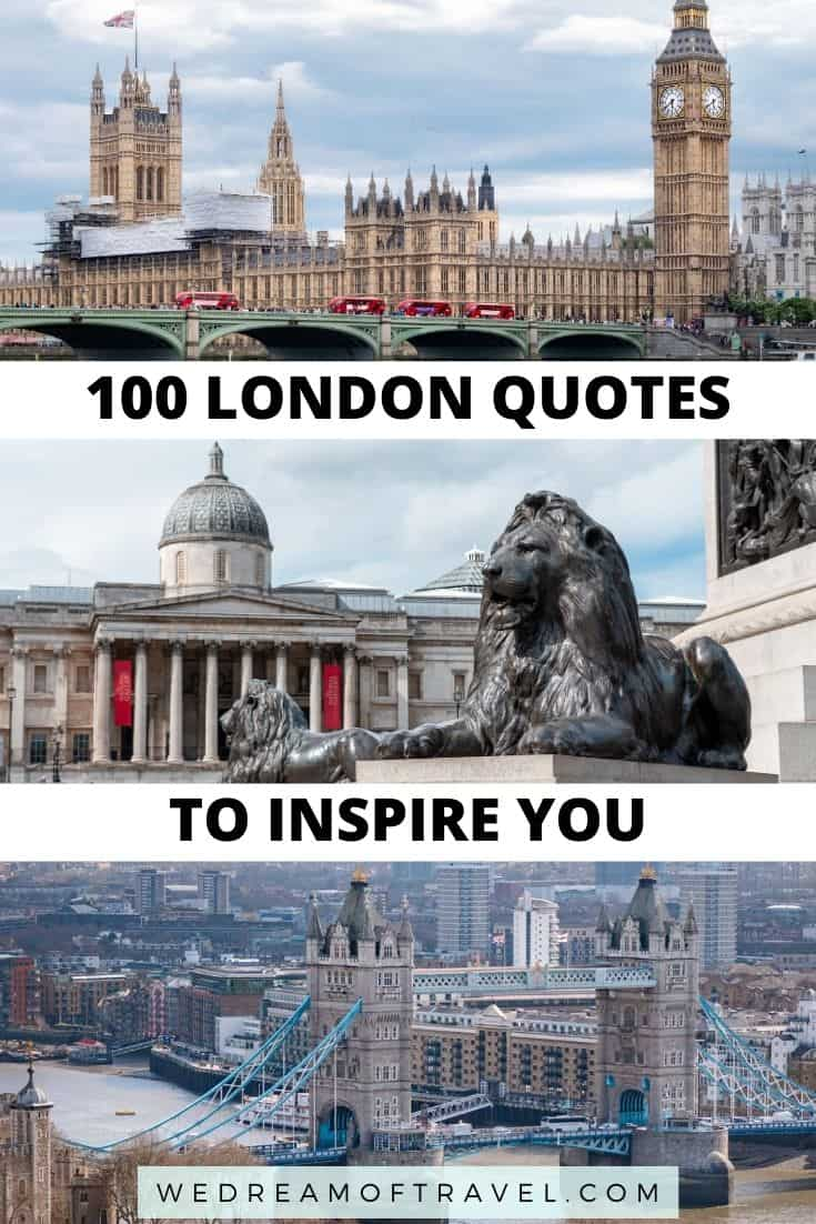 100 best London captions and quotes.  From long, inspirational London quotes to funny, short, clever captions and puns - this full list of London quotes has everything you need for the perfect Instagram caption or to inspire your next trip to the Big Smokes.   London quotes | London quotes inspirational | London quotes travel | London quotes instagram | funny London quotes | London quotes British | London quotes funny | Quotes about London | London quotes travel words | London quotes inspiration